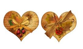сердце осени Стоковая Фотография RF