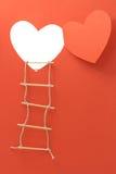 сердце открытое Стоковые Изображения RF