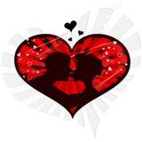 сердце пар бесплатная иллюстрация