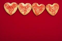 сердце печений Стоковая Фотография