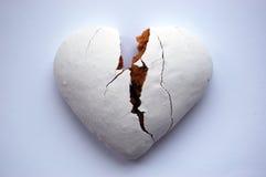 сердце пролома стоковое фото rf