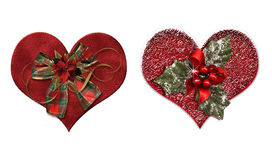 сердце рождества Стоковое фото RF