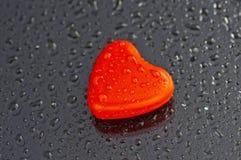 сердце сиротливое Стоковое фото RF