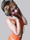 сердце слушает к вашему Стоковое Изображение RF