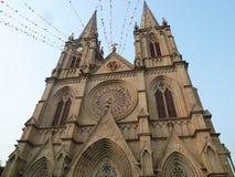сердце собора священнейшее стоковое фото