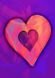 сердце Стоковое Изображение