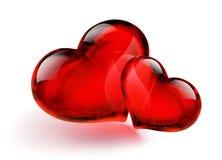 Сердце 2 Стоковая Фотография