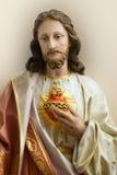 сердце christ Стоковое Изображение RF