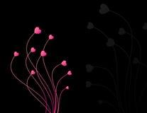 сердце emo Стоковая Фотография RF