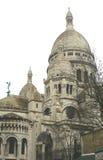 сердце paris базилики священнейший Стоковые Фотографии RF
