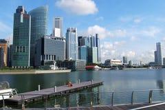 сердце singapore зоны Стоковые Фото