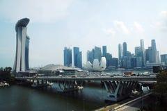 сердце singapore Стоковое Изображение RF