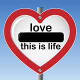 сердце stop05 Бесплатная Иллюстрация