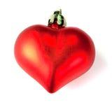 Сердце Xmas стоковое изображение rf