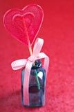 Сердц-форменная конфета Стоковые Изображения RF