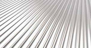 Серебряная предпосылка картины цилиндра Стоковые Фотографии RF
