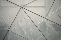 Серебряная предпосылка металла Стоковая Фотография RF