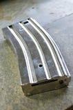 Серебряная пушка BB кассеты. Стоковая Фотография RF