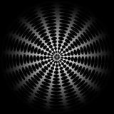 Серебряное колесо Стоковое фото RF