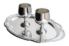 серебряные изделия Стоковые Фото