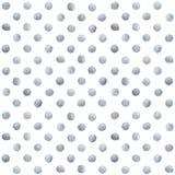 Серебряные пятна круга кисти яркого блеска или точечный растр текстуры smudge мазка лиманды stract на белой предпосылке Блестящий Стоковые Фотографии RF