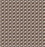 Серебряный вектор предпосылки треугольников Стоковые Изображения