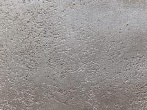 Серебряный декоративный гипсолит текстура Предпосылка Grunge Стоковая Фотография