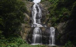 Серебряный каскад, Kodaikanal Стоковая Фотография RF