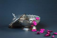 Серебряный шар Стоковое фото RF
