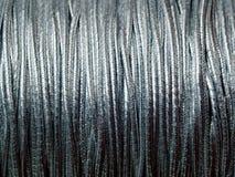 серебряный шнур Стоковое Фото