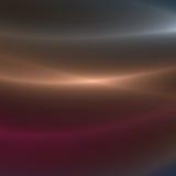 Серебр, золото и красные штриховатости света Стоковая Фотография RF