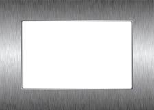 серебр изображения рамки matal Стоковые Фото