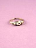 серебр кольца Стоковые Фотографии RF