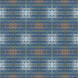 Серебр & кольцевание яркого блеска с картиной Repeatablei звездных скоплений Стоковые Фото