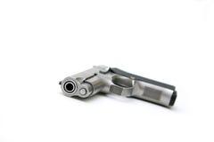 серебр личного огнестрельного оружия Стоковые Фотографии RF