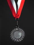 серебр медали Стоковые Фотографии RF