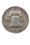 серебр монетки старый Стоковые Фотографии RF