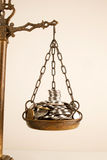серебр монеток Стоковое Изображение