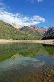 серебр озера Стоковые Фотографии RF