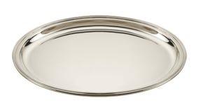 серебр плиты Стоковые Фотографии RF