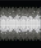 серебр предпосылки блестящий Стоковое Фото