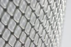 серебр предпосылки Стоковые Фото