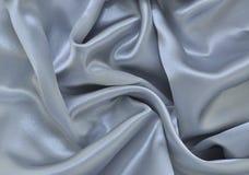 серебр сатинировки Стоковое Фото