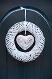 серебр сердца Стоковая Фотография RF
