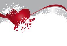серебр сердца бесплатная иллюстрация