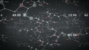 Серебр сетей передачи данных бесплатная иллюстрация