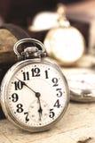 серебр часов ретро Стоковые Изображения RF