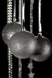 серебр шариков Стоковые Фотографии RF