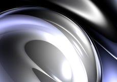 серебр 01 пузыря Стоковое Фото