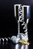 серебр bocals Стоковое Изображение